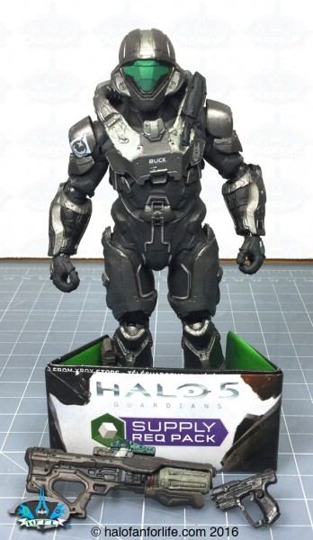 Halo Toy Review: McFarlane Halo 5 Guardians Action Figure
