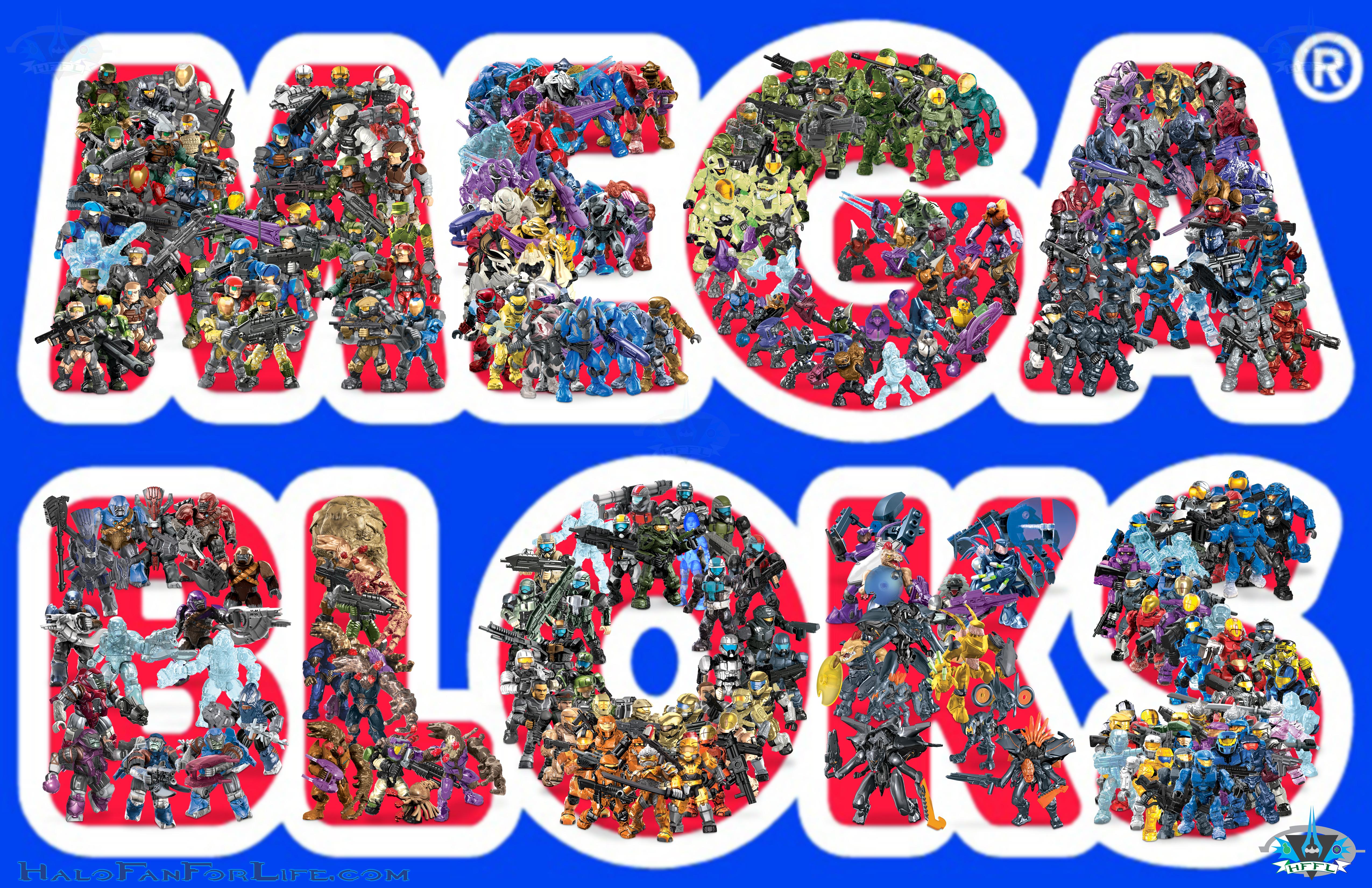 Amazing Wallpaper Logo Collage - Mega-Bloks-logo-COLLAGE-of-minifigs-wMBlogo  Photograph_624334.jpg