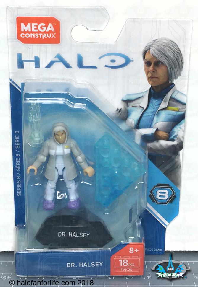 Halo Toy Review: Mega Construx Halo Heroes Series 8 | HaloFanForLife