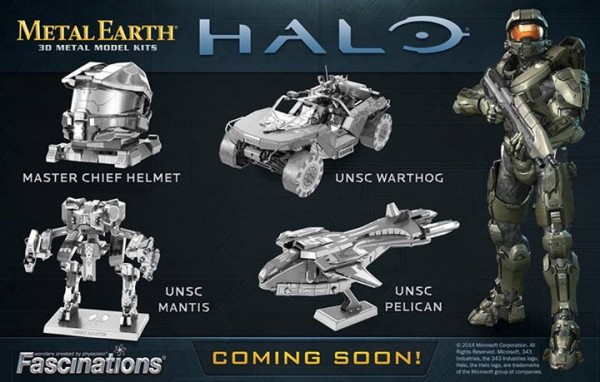 Halo Unsc Infinity Ship Replica Collectible New Misc