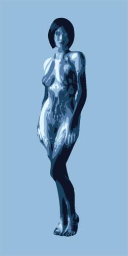 Minimalist Cortana_sm