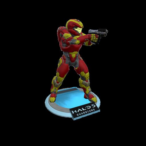 My 3D Spartan 4-8-16