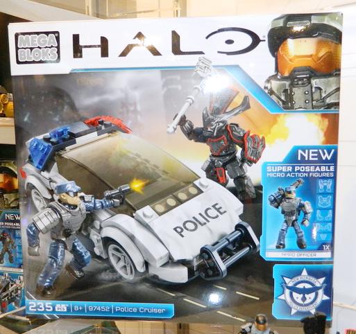 NMPD Police Car Box shot