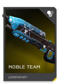 Noble AR skin