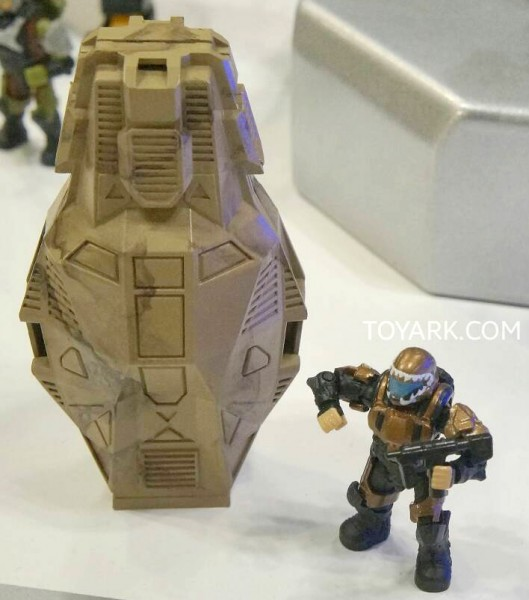 ODST copper drop pod
