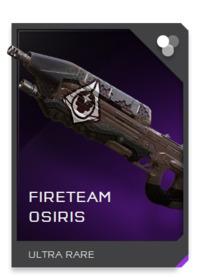 Osiris AR skin