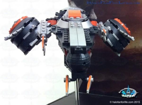Phaeton Gunship Front