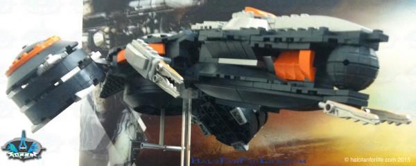 Phaeton Gunship Front Right 3-4 Side