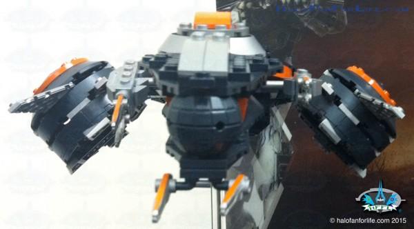 Phaeton Gunship Front2