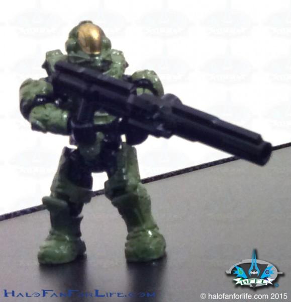 Phaeton Gunship Spartan