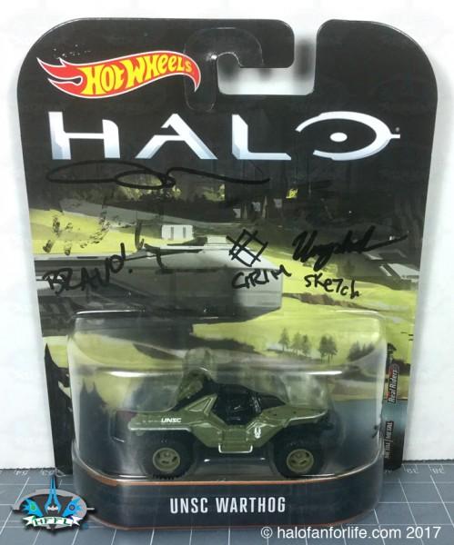 RTX Signed Warthog