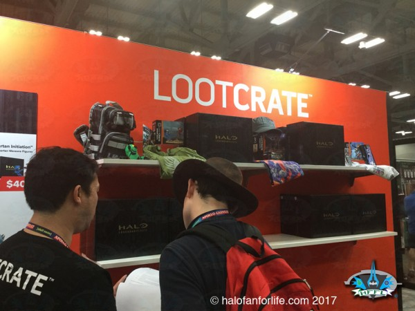 RTX2017 08 Loot Crate