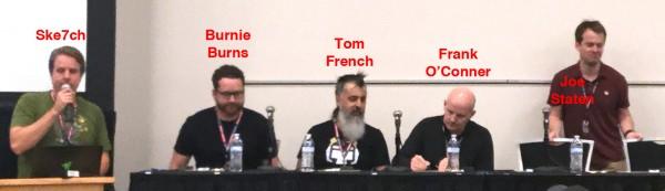 RTX2017 27 Panel Celebs