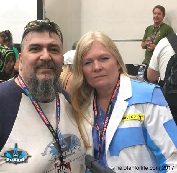 RTX2017 44 Me and Halsey