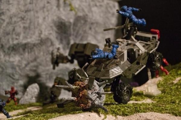 Rag warthog scene