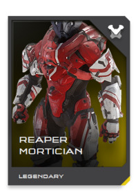 Design features sourced from the remnants of Forerunner combat skins have been directly incorporated into REAPER-class armor, but their compatibility with human operators has yet to be fully assessed.