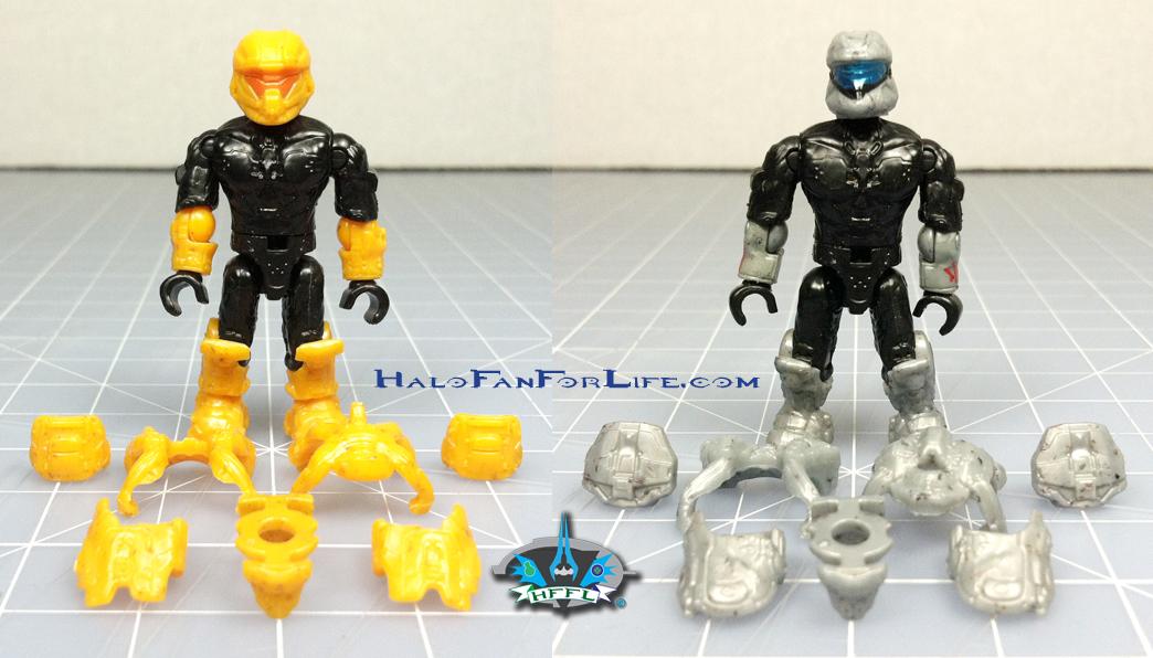 Halo Toy Review: Mega Bloks Spartan Assault Battle Pack | HaloFanForLife