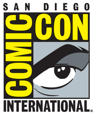 San Diego Comicon SDCC logo