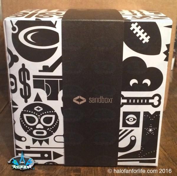 Sandboxr sm-BOX