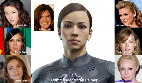 Sarah Palmer Actors