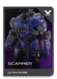 The SCANNER is widely recognized as the best Mjolnir suit available for high value target and hostage recovery operations, though it is technically classified as a search-and-rescue variant.