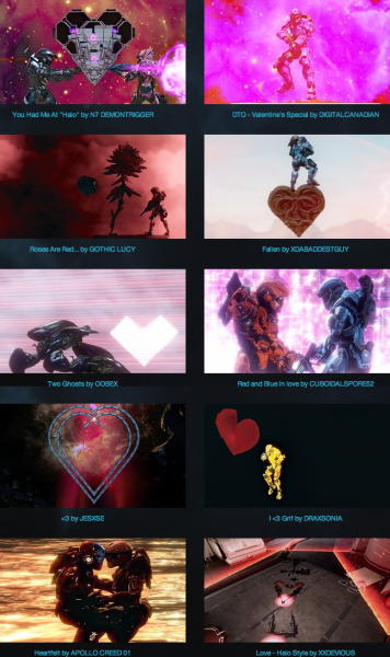 Screenshot spolight LOVE