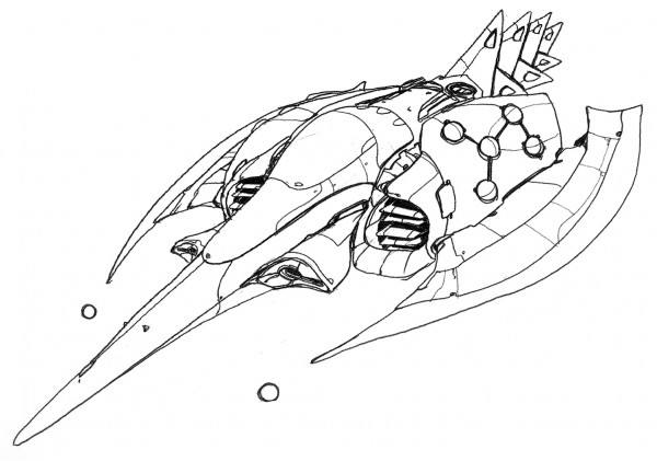 Spartan Spear Coloring Pages Sketch Coloring Page