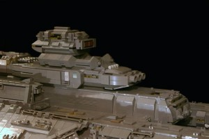 Sof 32 Detail command deck