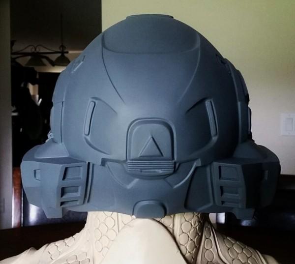 Spartan Locke Helmet WIP 8