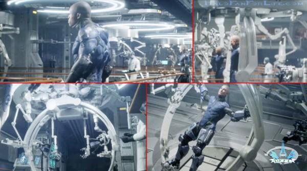 Spartan Ops Armor Gantry wm