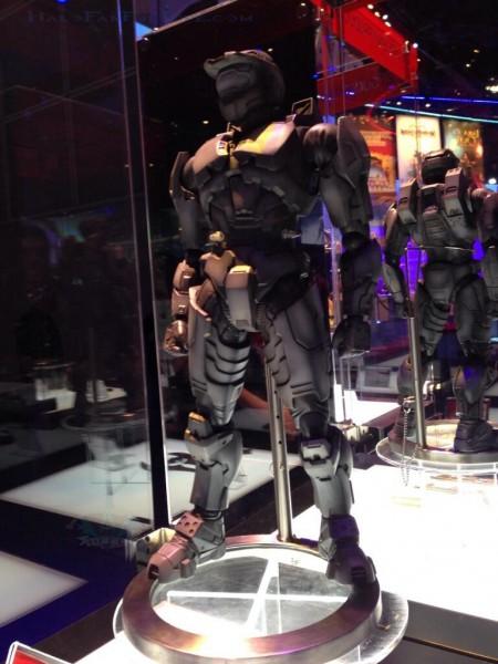 Square Enix Play Arts KAI Halo 2 Anny Master Chief-wm