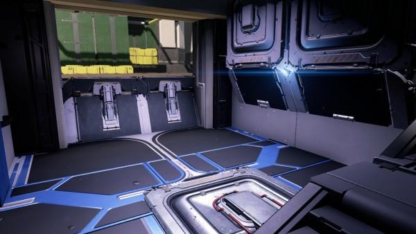 The Pit Remake H5G  Blue Base