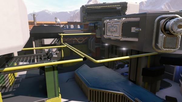 The Pit Remake H5G  Blue Platform