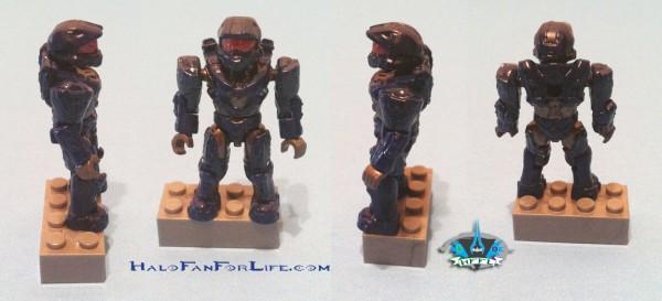 UNSC Light VTOL Spartan Minifig