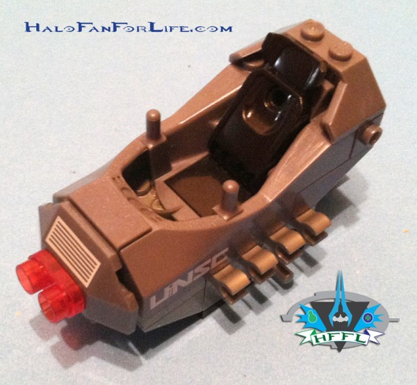 UNSC Light VTOL body 2