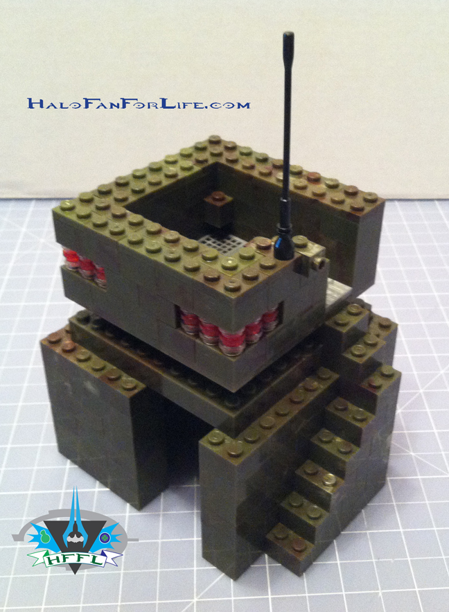 UNSC Lookout Tower