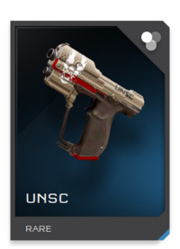 UNSC Magnum skin