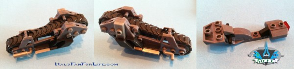 UNSC Siege Bike chassis-seat steps