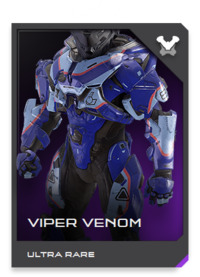 The VIPER is fully compatible with Mjolnir standards but uses a proprietary power pack and neural interface of Vestol Corporation's own design.