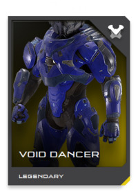 The VOID DANCER answers many tactical questions for the UNSC special forces community, but its unique design features has raised alarms in ONI.