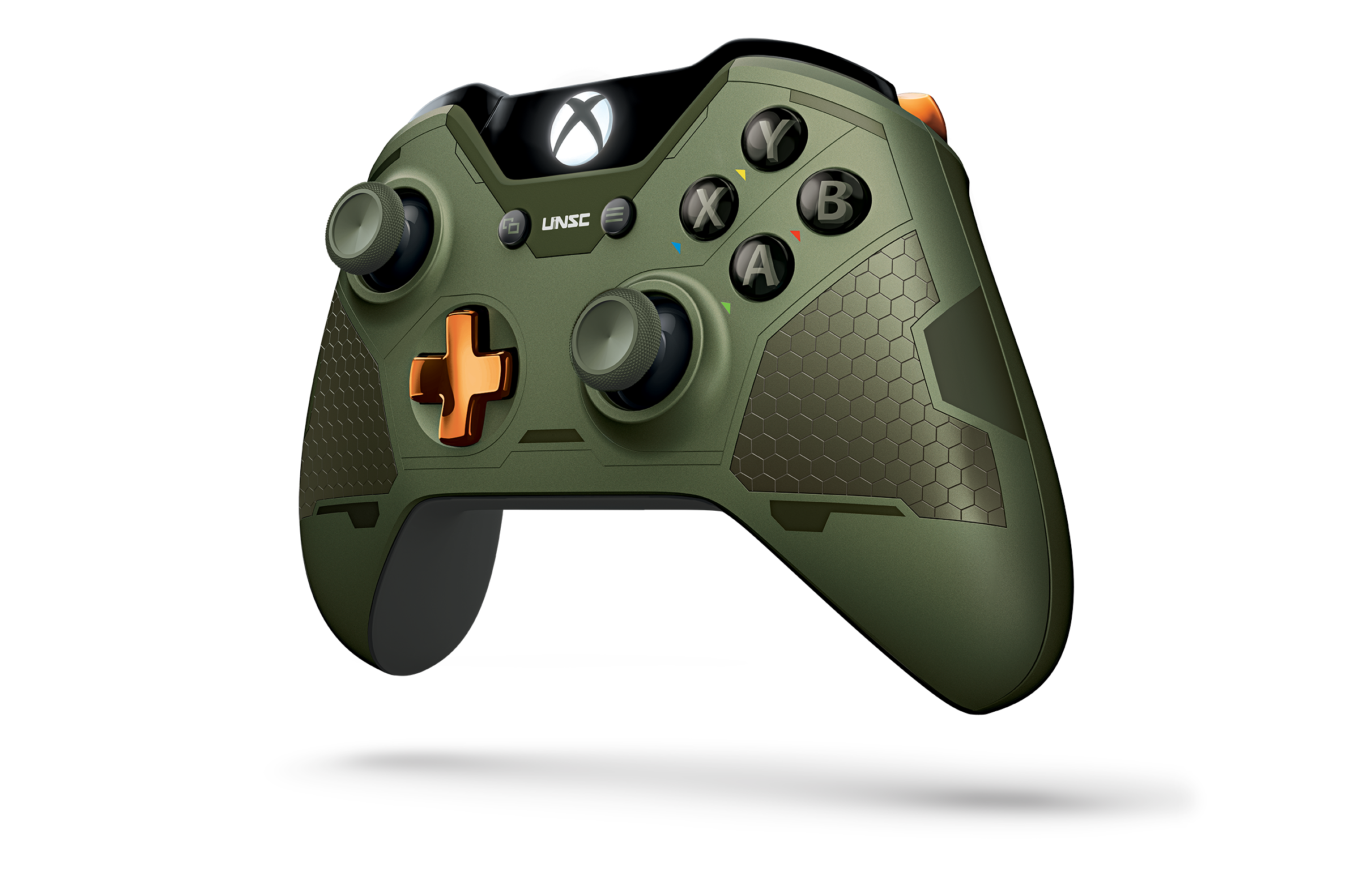 Xbox-One-Limited-Edition-Halo-5-Master-Chief-Controller-Left-Render-png
