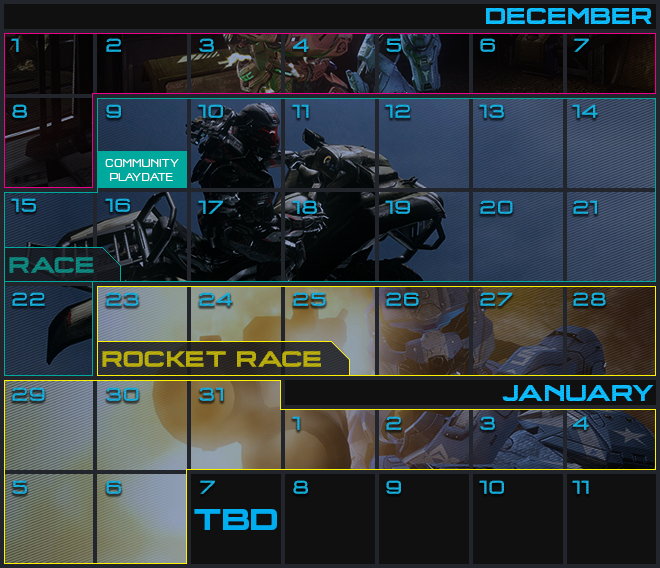 Fuking halo 4 matchmaking playlist calendar bikini briefs