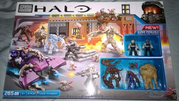 HFFL Reader Toy Review: Mega Bloks Flood Invasion By J  Chad