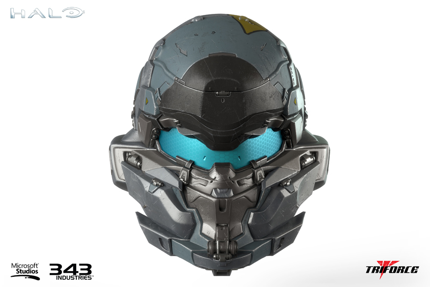 Triforce Halo 5 Helmets: Locke and Kelly | HaloFanForLife