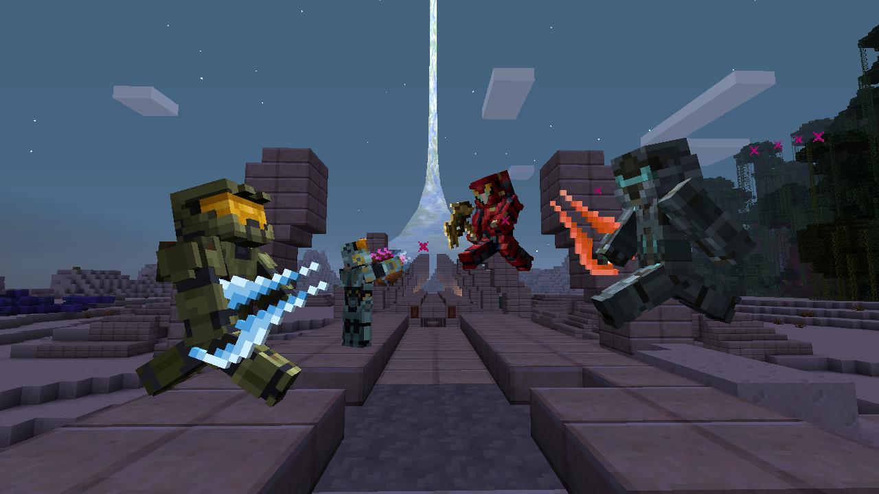halo-5-minecraft-mashup-block-party-xbox-360