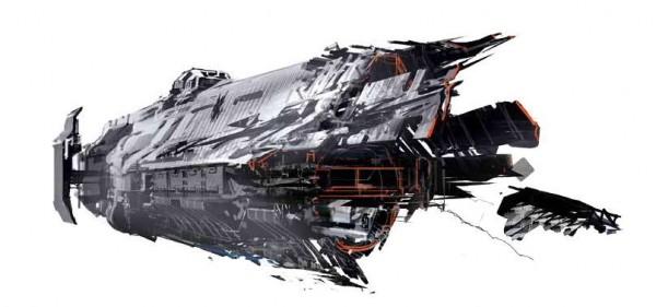 Halo Concept Art: Halo 4 vehicles/ships | HaloFanForLife