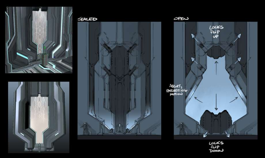 halo_4_m20_cathedral_door_by_paul_richards