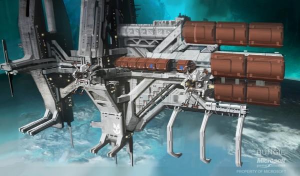 Halo Concept Art: Halo Reach Environments Part 1 of 3