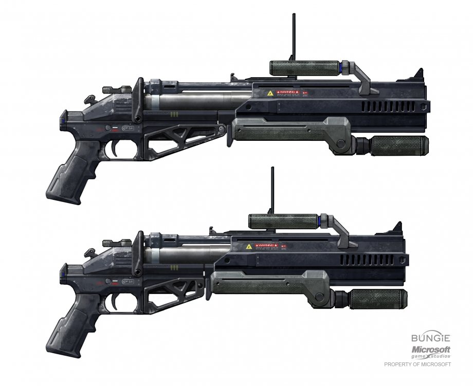 Halo Concept Art Reach Weapons Halofanforlife