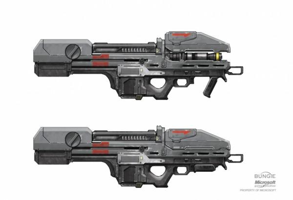 m739 light machine gun